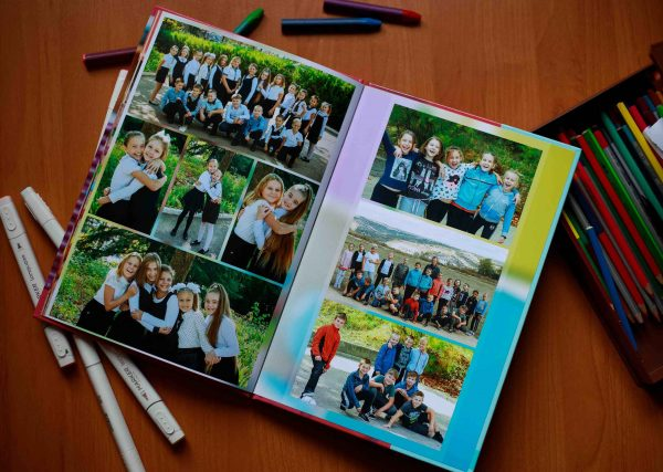 выпускной альбом 4 класс Севастополь