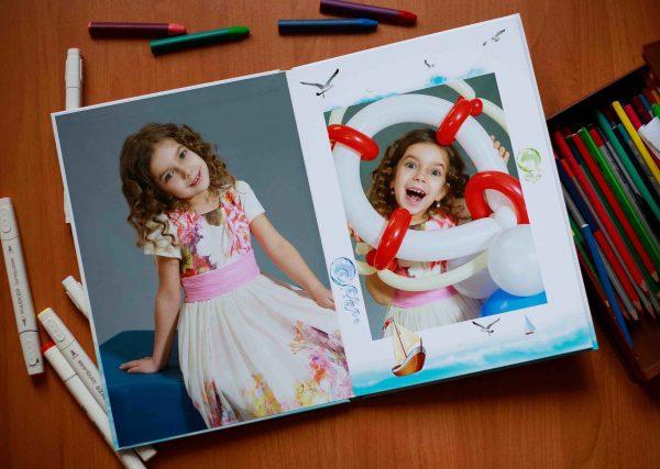 выпускной альбом детский сад Севастополь